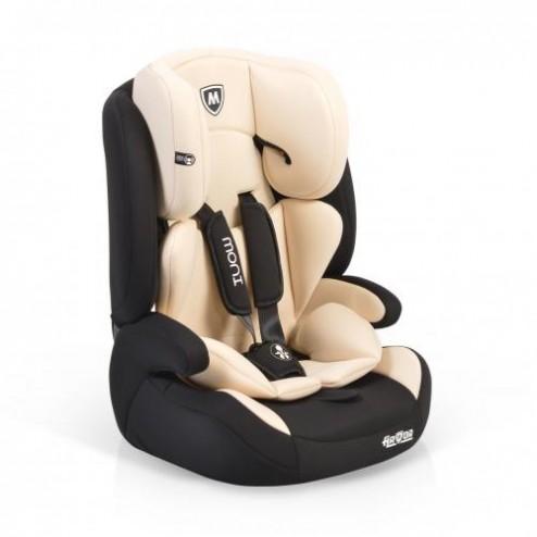 Scaun auto pentru copii Cangaroo Armor Beige, 9-36 kg