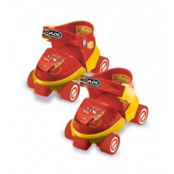 Set role cu genunchere si cotiere Cars