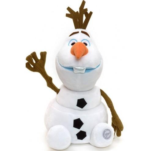 Mascota de plus Olaf