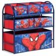 Organizator jucarii cu cadru metalic Spiderman - Global