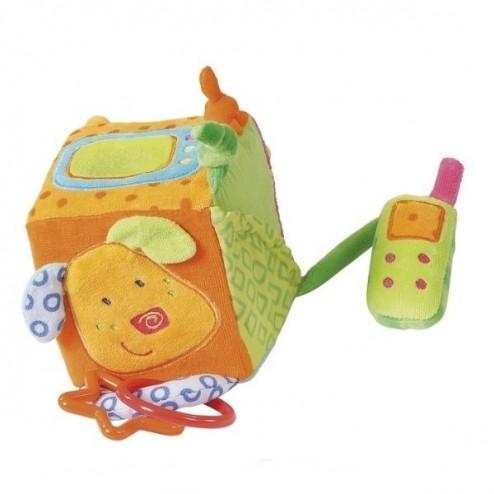 Jucarie set de cuburi Brevi Soft Toys