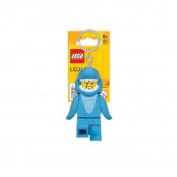 LEGO Breloc cu LED Baiatul Rechin