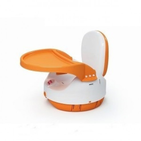 Inaltator scaun Artu - OKBaby-888-portocaliu