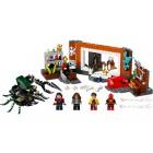 Spider-Man in atelierul din Sanctum