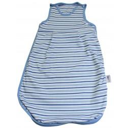 Sac de dormit Blue Stripes 0-6 luni 2.5 Tog