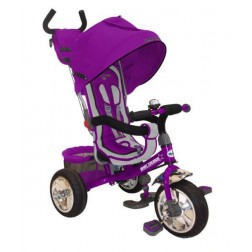 Tricicleta multifunctionala Sunny Steps Violet