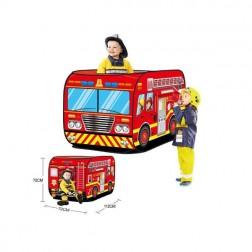 Cort de joaca tip masina de Pompieri