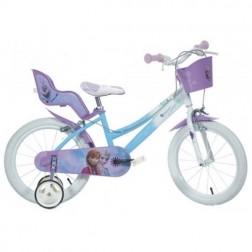 """Bicicleta Frozen 16"""" - Dino Bikes"""