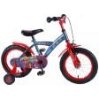 Bicicleta copii Volare cu roti ajutatoare, 14 inch Avengers