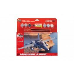 Kit constructie Avion McDonnell Douglas F-18A Hornet, Airfix