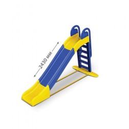 Tobogan MyKids 243 cm 014550/06 BLUE/YELLOW