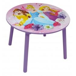 Masuta rotunda pentru copii Disney Princess