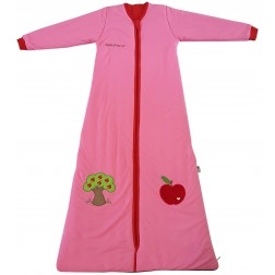 Sac de dormit cu maneca lunga Apple of my eye 6-10 ani 3.5 Tog