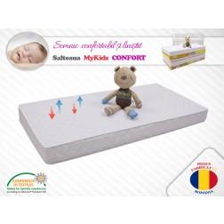 Saltea pentru copii MyKids Cocos Confort II 130X70X12 cm