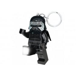 Breloc cu lanterna LEGO Star Wars Kylo Ren (LGL-KE93)