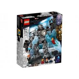 LEGO Iron Man versus Iron Monger