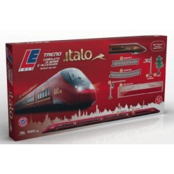 Trenulet Level cu baterii, sine si accesorii