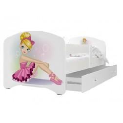 Patut Tineret MyKids Lucky 03 Ballerina-140x80