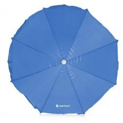 Umbrela pentru carucior, albastru deschis
