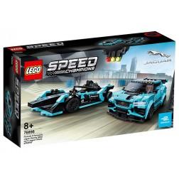 Formula E Panasonic Jaguar Racing GEN2 & Jaguar I-PACE eTROPHY (