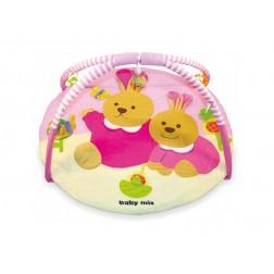 Covoras de joaca pentru bebelusi Baby Mix Q3163C