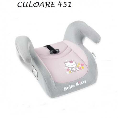 Inaltator auto Booster Plus - Hello Kitty Brevi