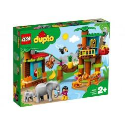 Insula tropicala, LEGO, 10906