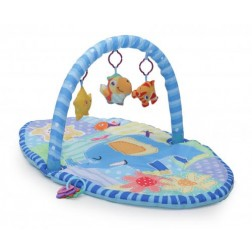 Covoras de joaca HAPPY SPACE JL614-2B BLUE - Cangaroo