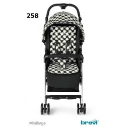 Carucior Mini Large Brevi 709