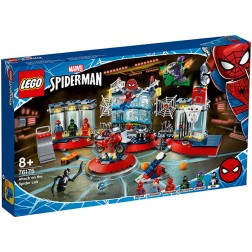 LEGO Atacul asupra bazei lui Spider-Man