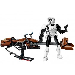 Scout Trooper™ si Speeder Bike™ (75532)