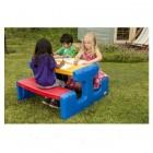 Masa 6 copii pentru picnic, Little Tikes