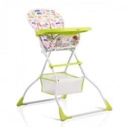 Scaun de masa copii Moove Verde Cangaroo