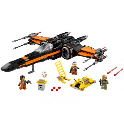 Poe's X-Wing Fighter™ (75102)