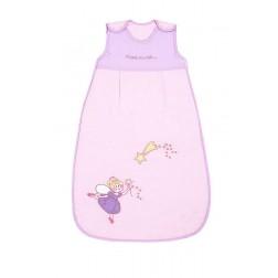 Sac de dormit Pink Fairy 0-6 luni 2.5 Tog