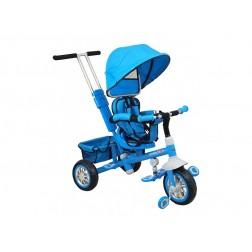 Tricicleta copii cu scaun reversibil UR-ETB32 2 Albastru Baby Mix