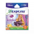 Soft educational LeapPad Rampunzel