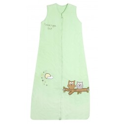 Sac de dormit Mint Owl 1-3 ani 2.5 Tog