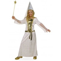 Costum pentru serbare Zana cea Buna 128 cm