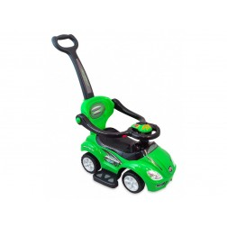 Masinuta de impins copii Baby Mix URZ382 2 in 1 Green