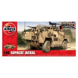 Kit automodele Airfix 5301 Masina Supacat Jackal Scara 1:48