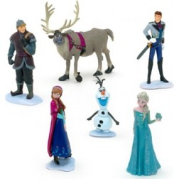Set de figurine Frozen