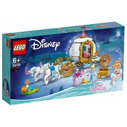 LEGO Trasura regala a Cenusaresei