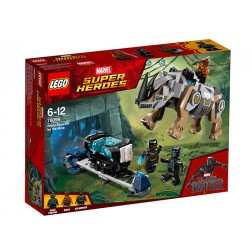 Confruntarea cu rinocerul langa mina (76099)