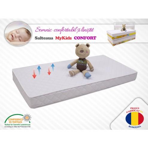 Saltea MyKids Cocos Confort II 115x55x10 (cm)