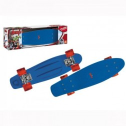 Skateboard Pennyboard copii Mondo 57 cm licenta Avengers
