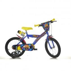 "Bicicleta FC Barcelona 16"" - Dino Bikes"