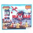 Set cuburi constructii Ninja 511 piese