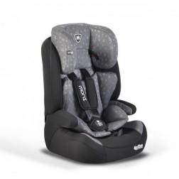 Scaun auto pentru copii Cangaroo Armor Grey Stars, 9-36 kg