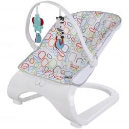 Fotoliu pentru Bebelusi cu Forme Colorate - Sun Baby